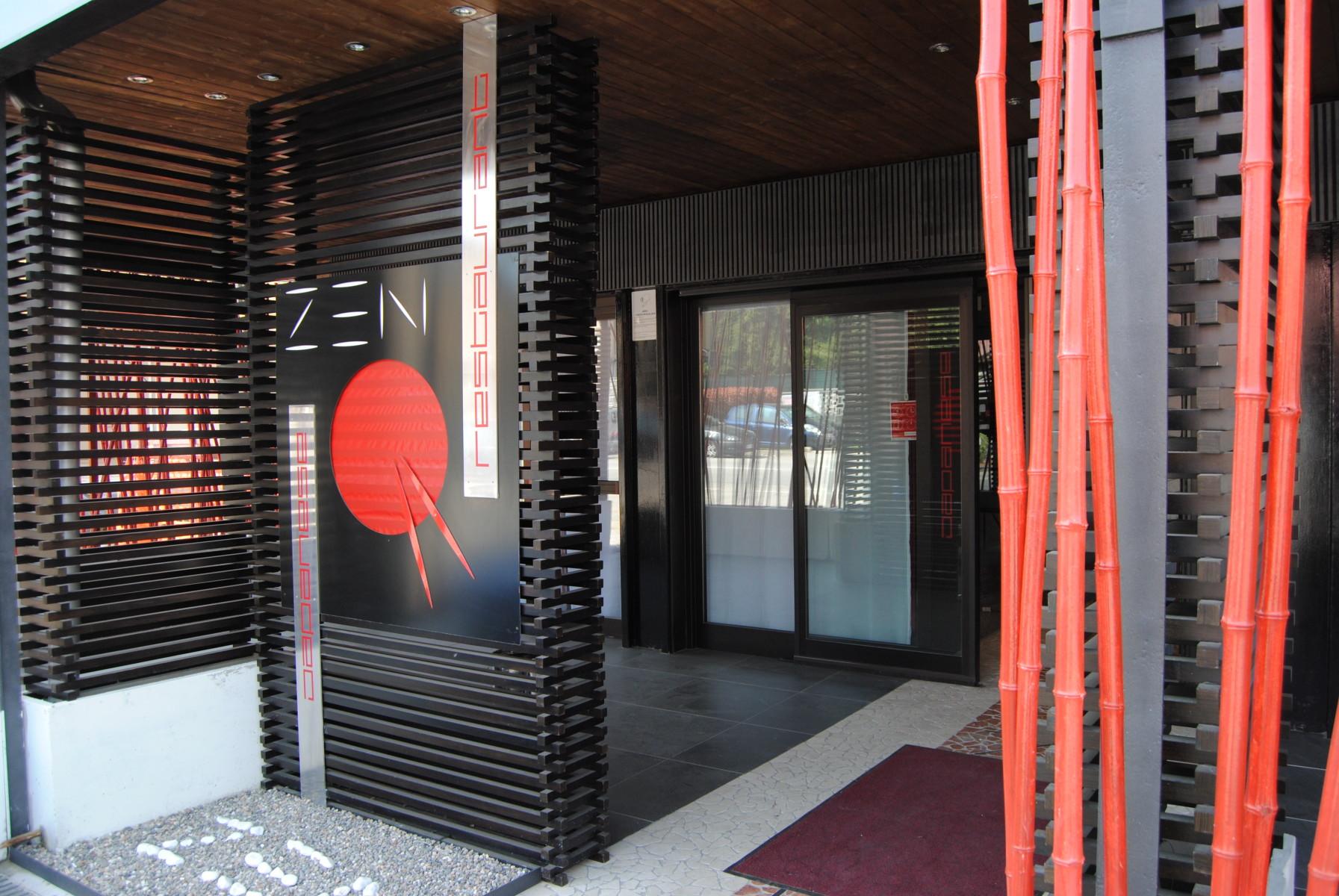 ristorante - ristoranze zenristoranze zen - Arredamento Moderno Giapponese